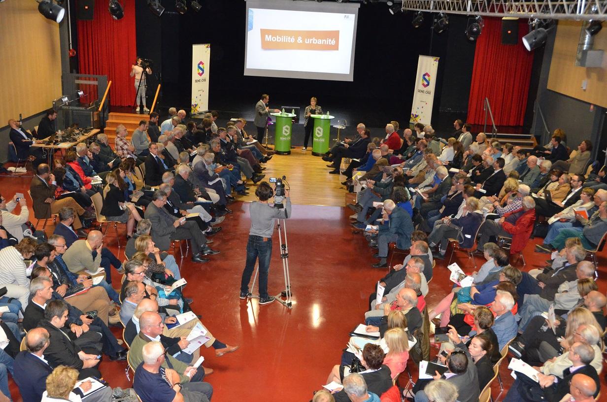 PLUi GPS&O - réunion publique de restitution 2018