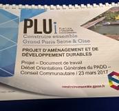 PLUi GPS&O - Débat PADD Rosny-sur-Seine