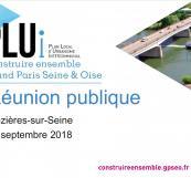 PLUi GPS&O - Support réunion publique 25/09/2018